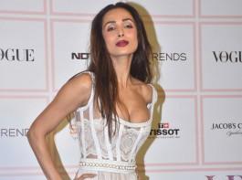 Stunning Pose of Malaika Arora