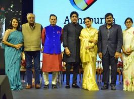 Celebs at ANR National Award 2019
