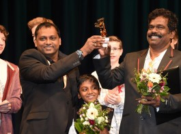 Malayalam film 'Ottaal' wins award in Berlinale 2016.