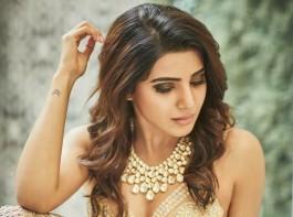 Actress Samantha Ruth Prabhu's latest pics.