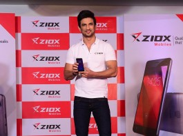 Bollywood actor Sushant Singh Rajput launches Duopix F1 mobile with dual-selfie cameras.Domestic handset maker Ziox Mobiles on Tuesday launched
