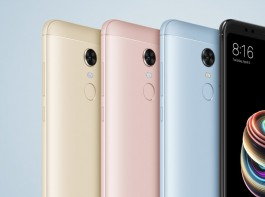 Buoyed by its performance in the fourth quarter last year, Chinese smartphone maker Xiaomi on Wednesday launched two devices -- Xiaomi Redmi Note 5 and Note 5 Pro -- in the price-sensitive Indian market. Redmi Note 5 -- a successor to the highly-acclaimed Redmi Note 4 -- will cost Rs 9,999 for the 3GB RAM and 32GB storage variant and Rs 11,999 for the 4GB RAM and 64GB variant.