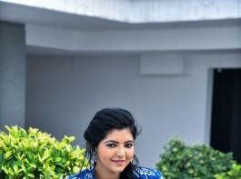Athulya Ravi's latest pics.