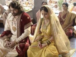 Megastar Amitabh Bachchan is in Hyderabad to shoot for superstar Chiranjeevi's