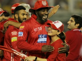 Kings XI Punjab defeated Chennai Super Kings by four runs here on Sunday to end southern outfit's winning run in the Indian Premier League (IPL). Put in to bat, Punjab wasted their solid start but managed to post a challenging total of 197/7. In reply, Chennai batters failed. Apart from Ambati Rayudu (49) and skipper Mahendra Singh Dhoni (79 not out), no other batsmen seemed comfortable in-front of Punjab's bowlers and went cheaply to lose the game.