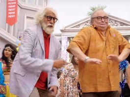 Bollywood megastar Amitabh Bachchan's