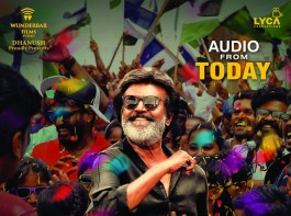 The makers of Rajinikanth's Kaala have planned for a grand audio launch event, which will be held at YMCA grounds, Nandanam in Chennai on 9th May. The gangster film has been written and directed by Pa. Ranjith and bankrolled by Dhanush. Starring Superstar Rajinikanth in the lead role. The trilingual movie also features Nana Patekar, Huma Qureshi, actor-director Samudrakani and Eswari Rao among others.