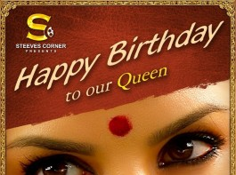 Here is the Birthday wishes poster of Actress Sunny Leone from Steeves Corner productions Veeramahadevi team. Directed by VC Vadivudayan, the project will be produced by Ponse Stephen of Steeves Corner. Speaking about 'Veeramadevi', Sunny Leone said,