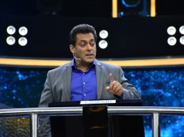 When Bollywood superstar Salman Khan made his television debut with
