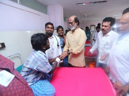 Actor-turned-politician Rajinikanth on Wednesday said that anti-social elements indulged in arson and violence in Thoothukudi during protests against the Sterlite factory that led to the death of 13 people in police firing. Rajinikanth visited the injured people admitted in a government hospital here and consoled them. His comments underscores the stand of Tamil Nadu Chief Minister K. Palaniswami who earlier said anti-social elements got violent during the demonstration against the Sterlite Copper smelter plant, which the protesters said was destroying the farm lands and leading to severe health issues in the area. Talking to reporters, Rajinikanth pointed out that those who indulged in arson were not general public and that it was a failure of the intelligence department to have not detected it. The superstar said of late, anti-social elements have become active in Tamil Nadu and praised late Chief Minister J. Jayalalithaa for having kept them under control in her tenure.