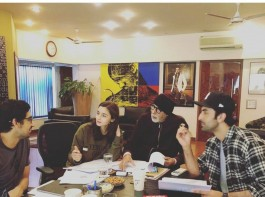 Megastar Amitabh Bachchan has started prepping for the next schedule of the upcoming film