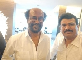 Superstar Rajinikanth arrives in Hyderabad for Kaala pre-release press meet. The event will be LIVE streamed starting 6.30 PM. The trilingual movie also features Nana Patekar, Huma Qureshi, actor-director Samudrakani and Eswari Rao among others. The film has been dubbed in Telugu and Hindi for an all-India release on June 7 and its trailer has received over 2 million hits and views already.