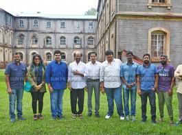 Kaala star Rajinikanth - Karthik Subbaraj film starts rolling in Darjeeling. Rajinikanth said: