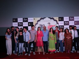 The trailer launch of