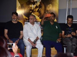The makers of Diljit Dosanjh starrer Soorma finally unveiled the much-awaited trailer of the film at a recent event in Mumbai. Present at the event were real life Sandeep Singh, Diljit Dosanjh, Taapsee Pannu, Angad Bedi, Shaad Ali, Chitrangda Singh and others grace the Soorma trailer launch event. The cast was also seen posing along with a hockey bat trying to reminisce their character at the vent. Soorma trailer is an inspiring true story of the human spirit, about a player, who made headlines for his miraculous comeback after an unfortunate accident.