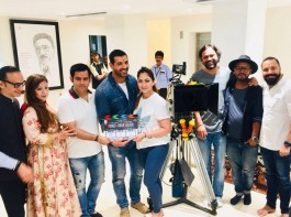 Bollywood star John Abraham kick-started the shooting of his upcoming spy-thriller 'RAW: Romeo Akbar Walter' today. Taking to Twitter, film critic and trade analyst Taran Adarsh wrote
