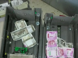 Rats are a major threat to our houses. At home, they can harm garments and cause short circuits by chewing up wires. Now, in a bizarre incident, rats chew up currency notes of Rs 12 lakh at a State Bank of India ATM in Assam's Tinsukia district. The incident occurred on May 20 but came to light recently. The ATM machine is said to have stopped dispensing notes. When a technician was brought in, he was in for a shock. Notes of Rs 12,38,000 in Rs 2,000 and Rs 500 were destroyed.