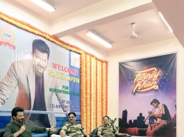Veteran actor Anil Kapoor celebrated 50 years of Central Industrial Security Force (CISF) for their unwavering dedication to protect people in India. Anil on Sunday took to Twitter, sharing a few photographs of himself with CISF personnel.