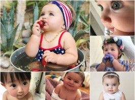 Adorable things in this world always make us smile. Among all adorable things, babies are undeniably cute. These 15 babies on Instagram are ridiculously cute.