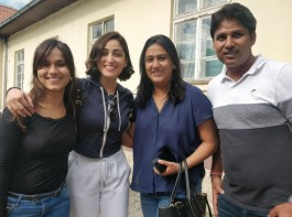 Yami Gautam has wrapped the Serbia schedule of Aditya Dhar's Uri. The film, which revolves around the surgical strikes enforced by the Indian army, following the terrorist attack in Uri, also stars Vicky Kaushal in the lead. Yami, who cut her hair short for the film, has worked tremendously towards perfecting her look for the role. The Kaabil actress, who also wrapped up the shoot for the Shahid Kapoor starrer Batti Gul Meter Chalu, directed by Shree Narayan Singh, had to change her fitness regimes between her drastically different looks in both the films.