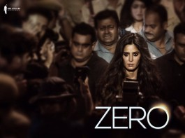 On account of Katrina Kaif's birthday, Shah Rukh Khan took to his social media unveiling the actress' FIRST look from Zero. After witnessing Shah Rukh Khan's Zero avatar, the audience now gets to see Katrina's intriguing look from the film. Enthralling and captivating, Katrina is out to hypnotise you with her dark expressions, lost amidst a crowd. Sharing the first look along with a note, Shah Rukh Khan says,
