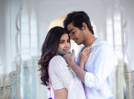 Dhadak is an upcoming Bollywood musical romantic drama film directed by Shashank Khaitan, produced by Karan Johar, Hiroo Yash Johar and Apoorva Mehta under Zee Studios and Dharma Productions banner. Starring Janhvi Kapoor and Ishaan Khatter in the lead role, while Ankit Bisht, Shridhar Watsar, Aditya Kumar, Aishwarya Narkar, Kharaj Mukherjee and Ashutosh Rana appears in the supporting role. The film's soundtrack album composed by Ajay-Atul and background scored by John Stewart Eduri. The film is scheduled for a worldwide release on 20 July 2018.