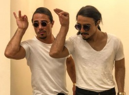 Popular chef Salt Bae gets his own wax statue in Istanbul