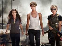 Terminator first look poster is here