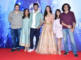 Laila Majnu trailer launch: Ekta Kapoor, Imtiaz Ali, Tripti Dimri, Avinash Tiwary and others attend