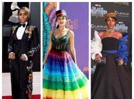 The Fashion Tones Of Janelle Monáe