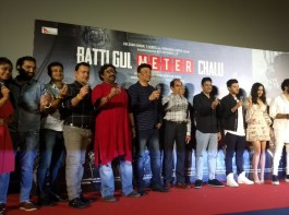Batti Gul Meter Chalu trailer launch