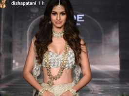 Disha Patani sets the internet ablaze with her pictures from the ramp