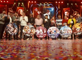 Ambarish releases the songs of 'The Villain'