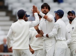 India bowl out England for 246