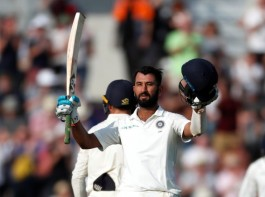 Cheteshwar Pujara's 132 helps Ind take 27-run lead against Eng