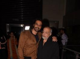 Arjun Rampal and J.P. Dutta