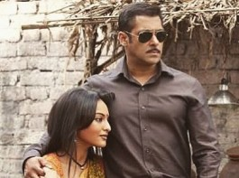 Sonakshi Sinha shares throwback picture with Salman Khan