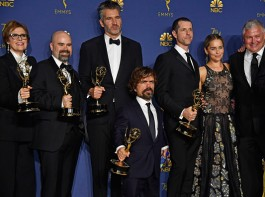 Outstanding Drama Series: WINNER - Game of Thrones (HBO)