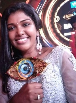Bigg Boss Tamil 2 grand finale,Bigg Boss Tamil 2 finale,Riythvika,Riythvika wins Bigg boss 2,Bigg boss 2 winner,Bigg boss 2 winner pics,Bigg boss 2 winner images,Bigg boss 2 winner stills,Bigg boss 2 winner pictures