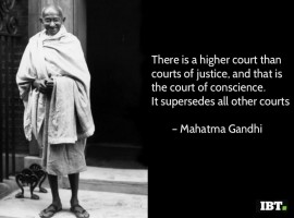 Mahatma Gandhi quotes on International Day of Peace