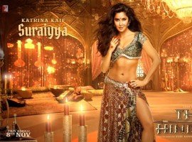 Katrina Kaif as Suraiyya will make you weak in the knees