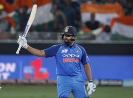 Rohit Sharma's unbeaten 83 powers India to thumping win over Bangladesh