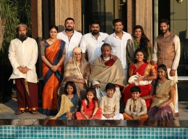 Chekka Chivantha Vaanam movie stills