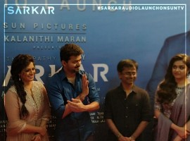 Sarkar movie team