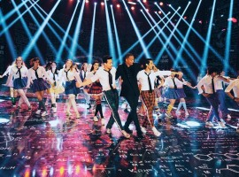 Will Smith shakes a leg with Tiger Shroff in 'Student Of The Year 2'