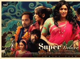 Vijay Sethupathi and Samantha Akkineni's Super Deluxe first look poster