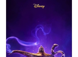 Will Smith shares 'Aladdin' poster