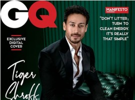 Tiger Shroff shines as the 'Entertainer of the Year' on Magazine cover