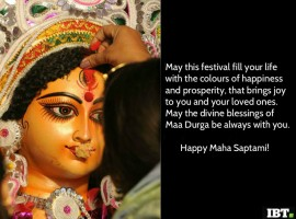 Happy Maha Ashtami 2018: Best quotes, messages, wishes, picture of Goddess Durga festival