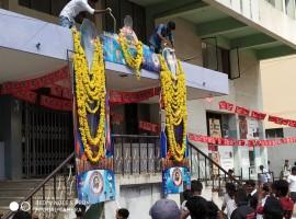Dhanush's fan celebrate Vada Chennai release